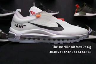 莆田air max 97 ow联名