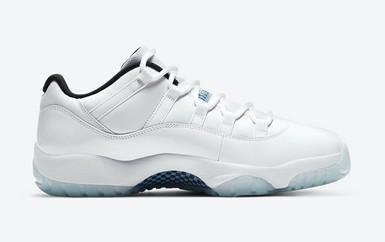AJ11低帮传奇蓝 Air Jordan 11 Low Legend Blue