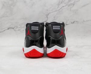 Air Jordan 11 Bred黑红 大魔王
