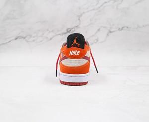 Nike SB Dunk Low Pro棕红色 断钩 乔丹联名