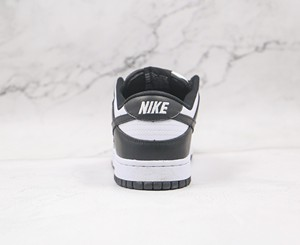 "Nike Dunk Low ""White\Black""黑白熊猫"